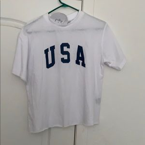 USA princess Polly shirt